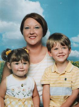 CRISSY AND KIDS