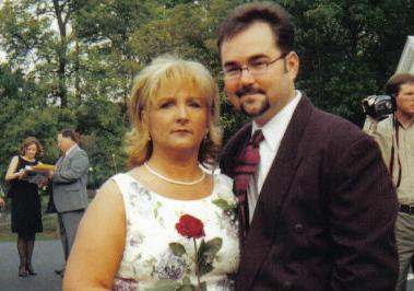AUNT SHERRY  AND MARK