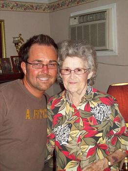 MARK AND AUNT ELEWESE