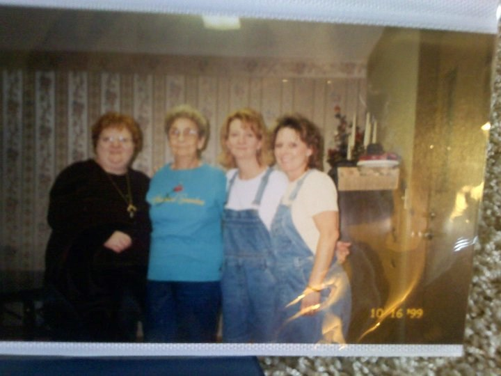 Grandmother and the Smith Girls
