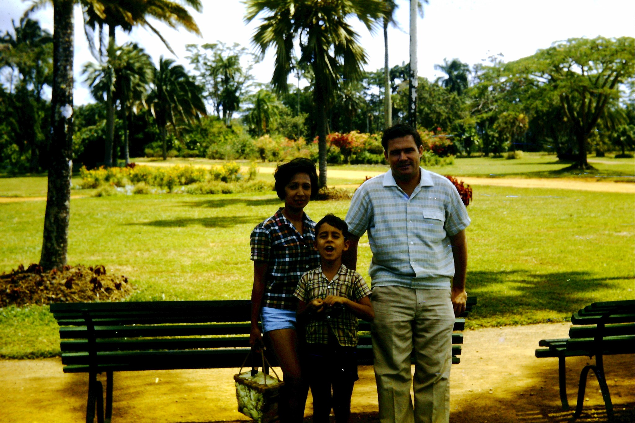 Jol, Margot & Trev, Guyana