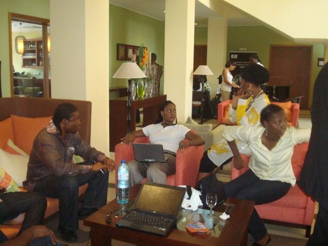 Planning With Nneka & Moses of Goge Africa plus Bukola Majekodunmi of EXP