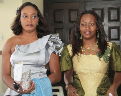 Ijeoma & Belinda at Kizito's Wedding
