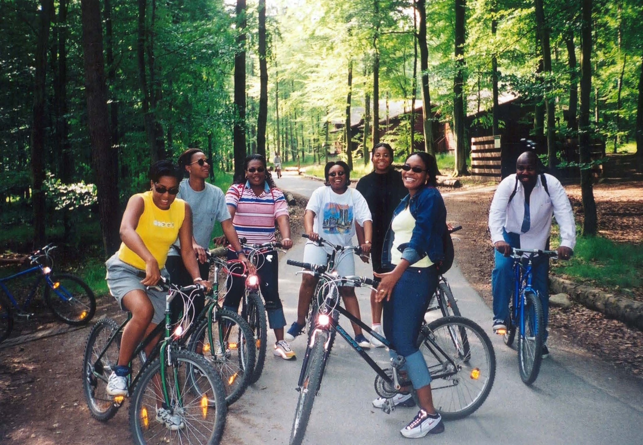 Lake District, England - Ijeoma, Nwamaka, Kech, Uzo,Tony,Ngozi, Ikunna