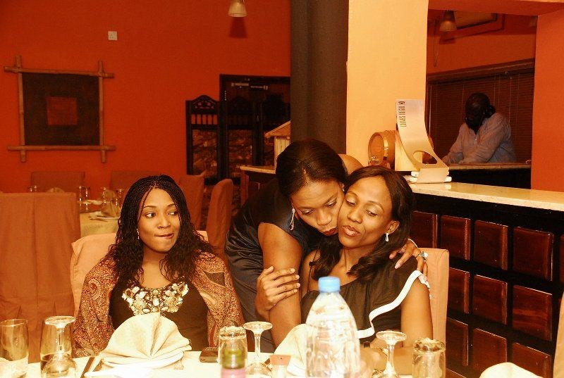Ijeoma and Lucille