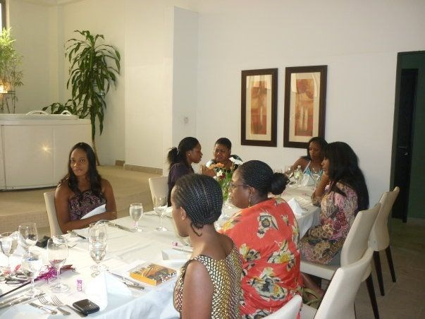 Ijeoma at Titi's Bridal Shower