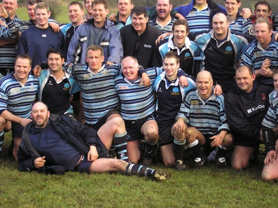 Bakewell Mannerians Boxing Day Match