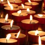 On Ben's birthday we lit 27 candles for him in the Frari church in Venice...