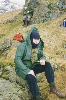 Jim on the fells