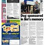 'Bailey' - Jim's friends sponsor a guide dog in his honour