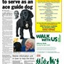 Bailey's ready to serve as an ace guide dog