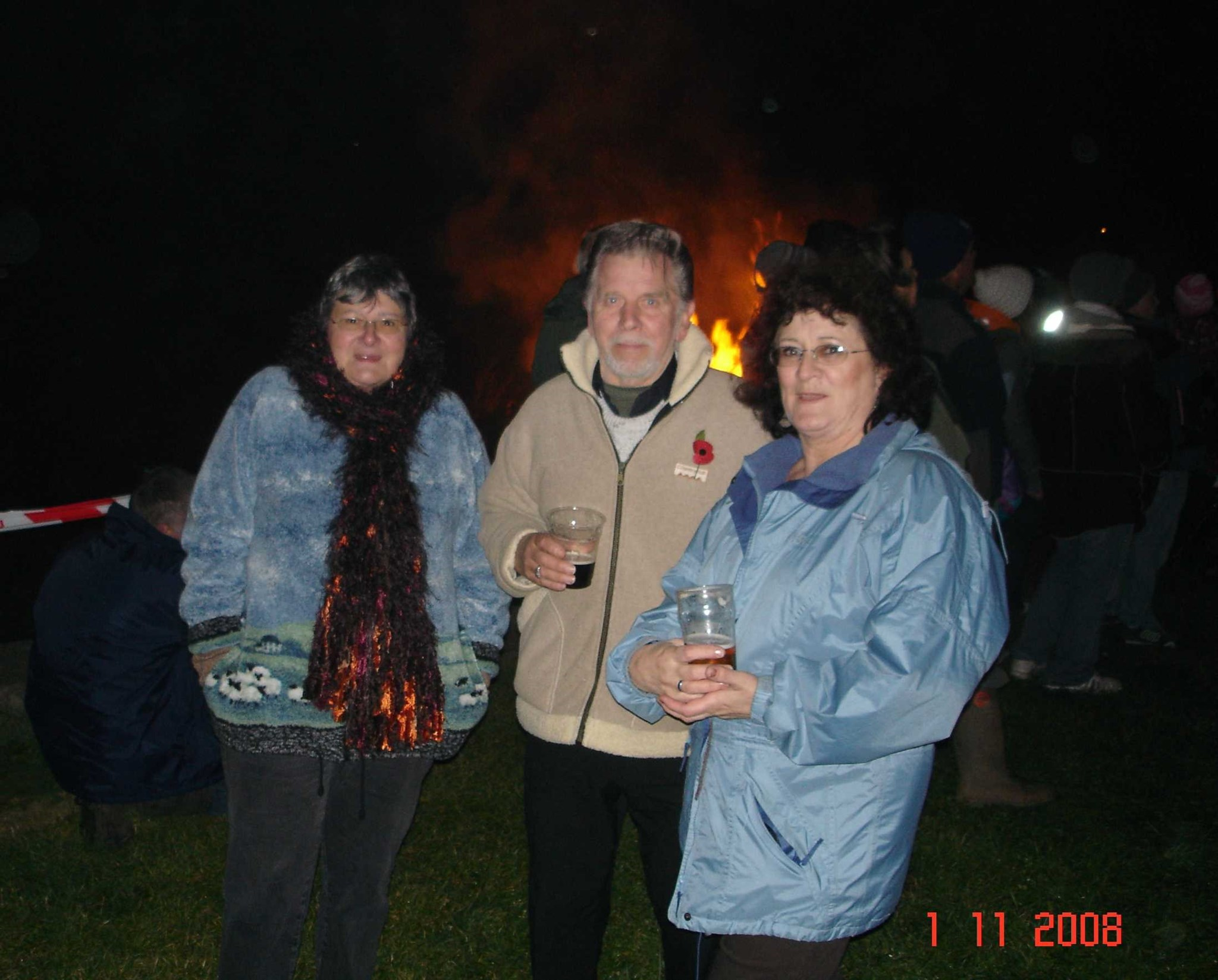 Bonfire night 2008