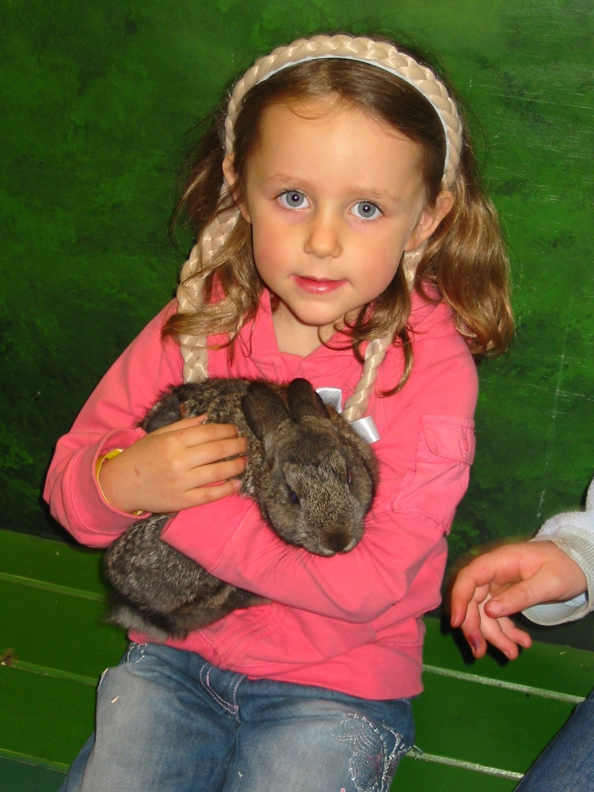 Alice loved animals