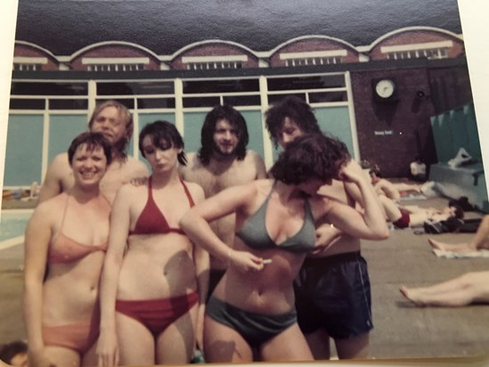 Hull University Summer of 76
