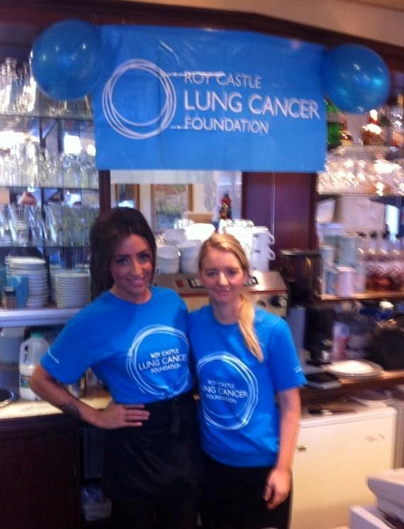 Humbles Fundraising - Kelly & Roxanne