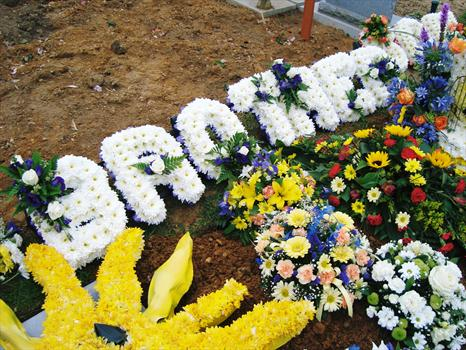 In loving memory of Paul, from sisters Karin, Tracey and Nicola, and brothers-in-law