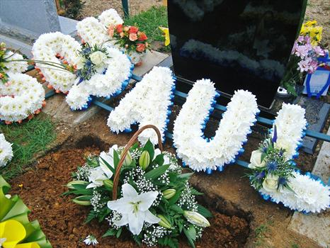 In loving memory of Paul, from his aunties, uncles and cousins