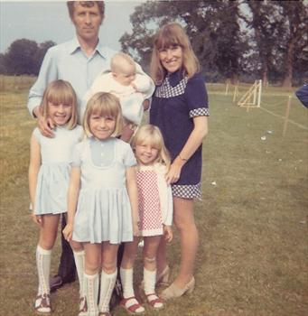 1972   The Lewis family