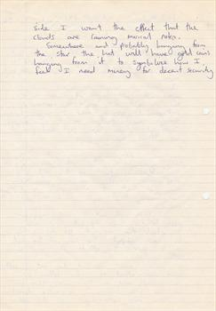 September 1994 - Paul's college assignment (page 3)