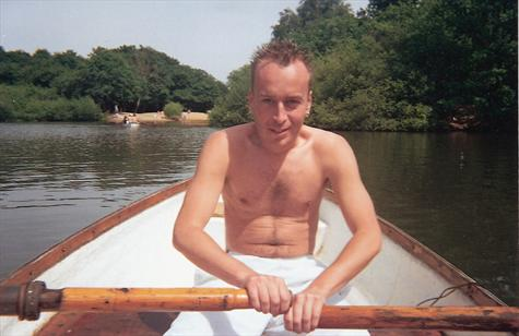 Summer 2003 - Hollow Pond Boating Lake, Epping Forest