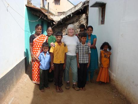 """India was an amazing """"experience"""" and  a country of great contrasts"""