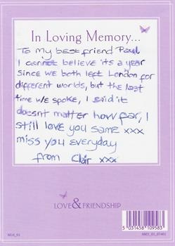 Clair's message to Paul