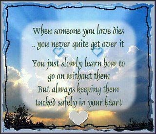 ♥♥♥Loving memories of Paul tucked safely in our hearts♥♥♥