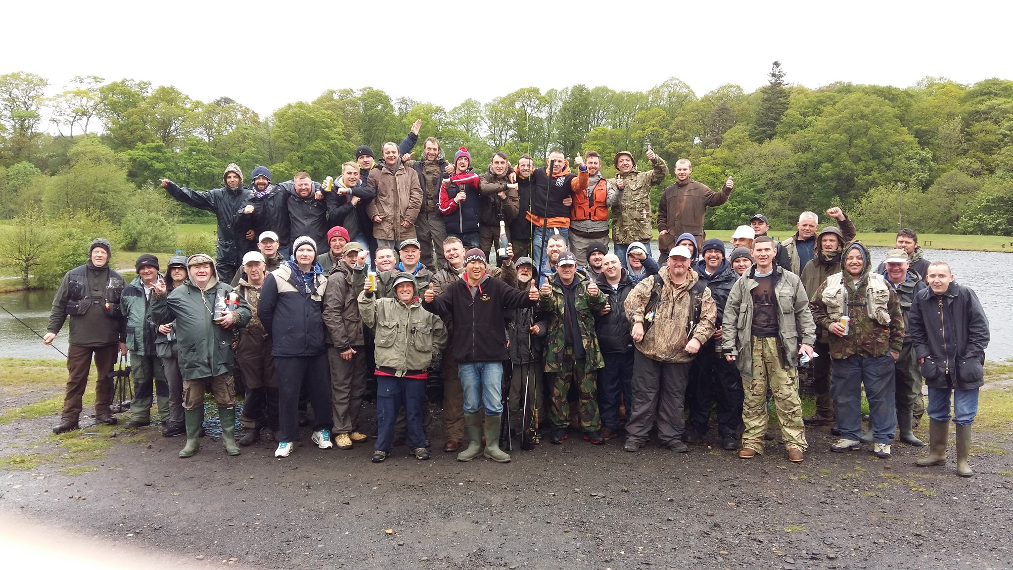 The Coyle Water Fishery Brexy Memorial Day raised an outstanding £1,209.