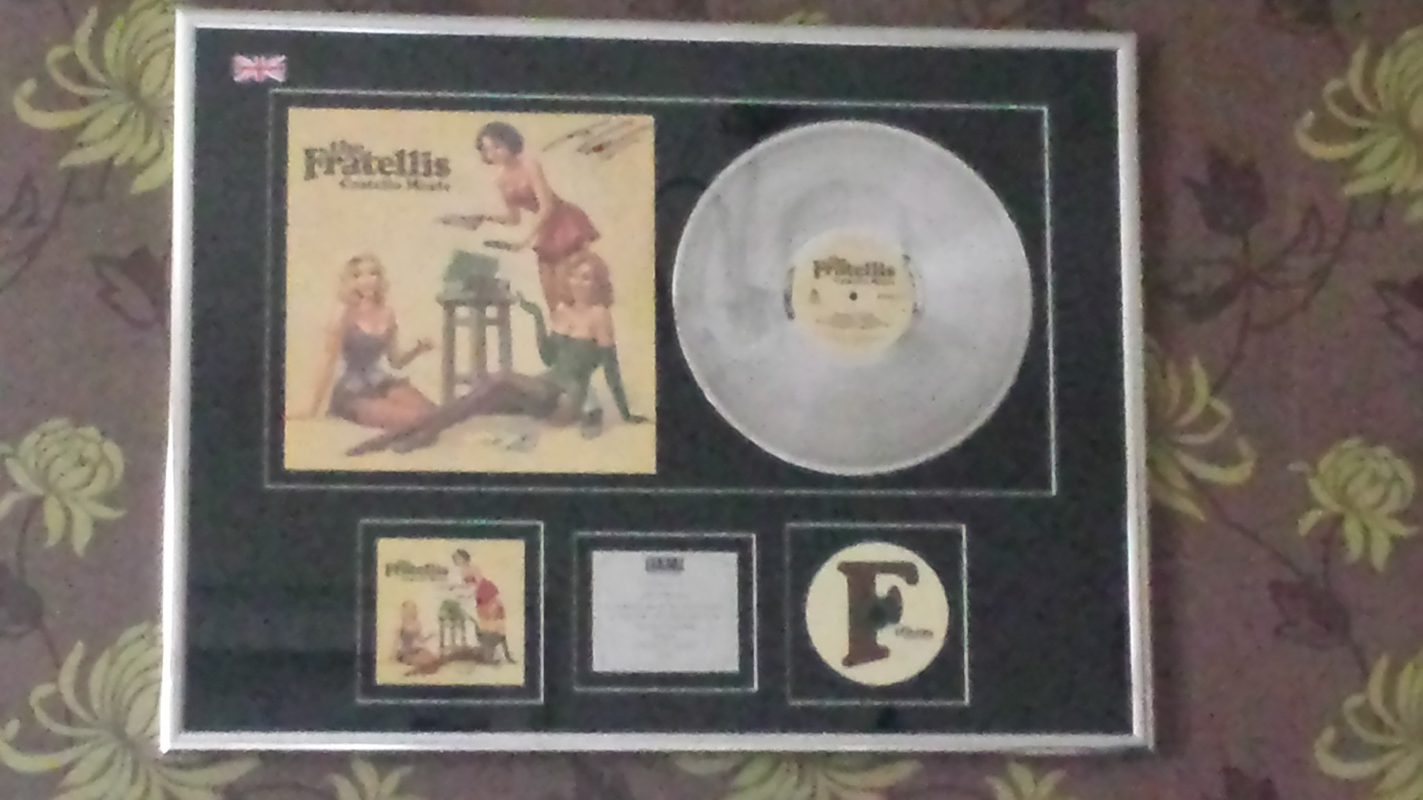 Fratellis our prized posession