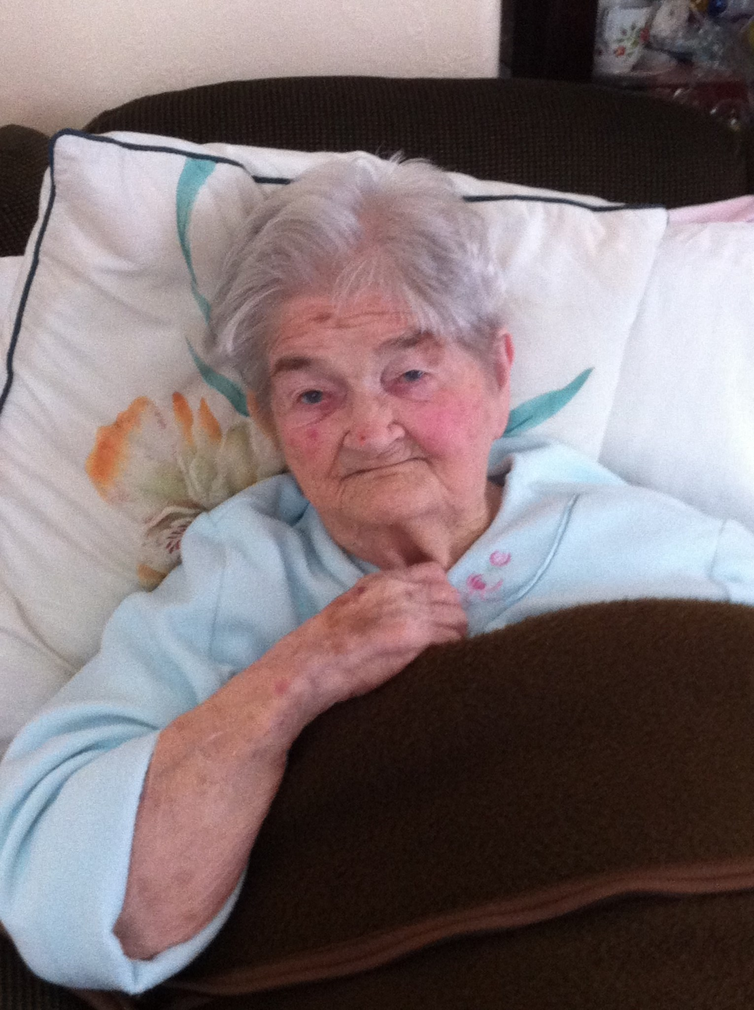 In the loving mermory of a dear mum, nan, great nan and great great nan much loved and sadly missed