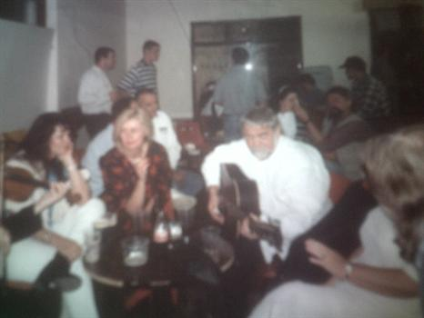 Isle of Bute after hours club..1996