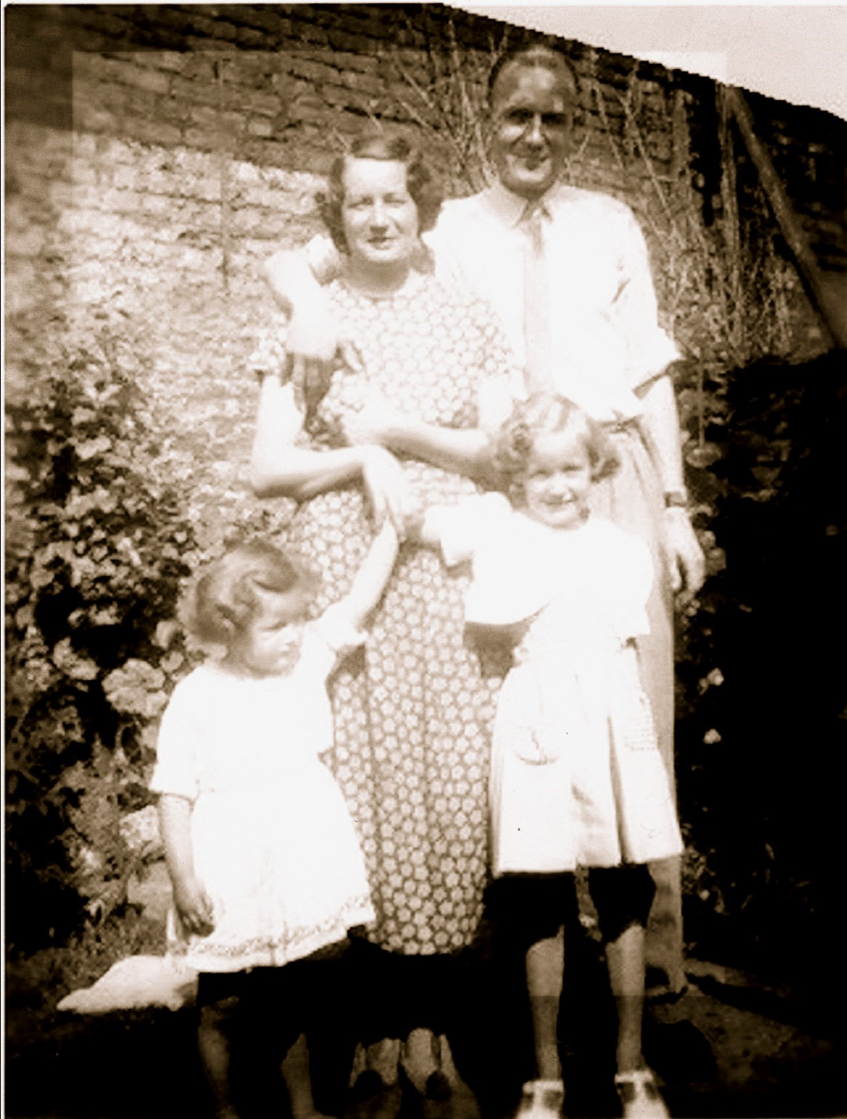 My Nanny and Grandad with my Auntie and beautiful Mum.xxx