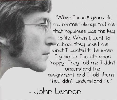 Dave loved this quote