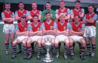A great Burnley team