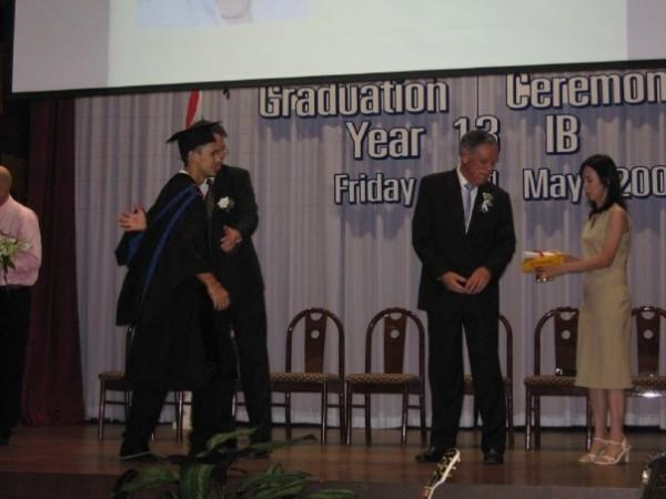 Graduation Day - A Proud moment