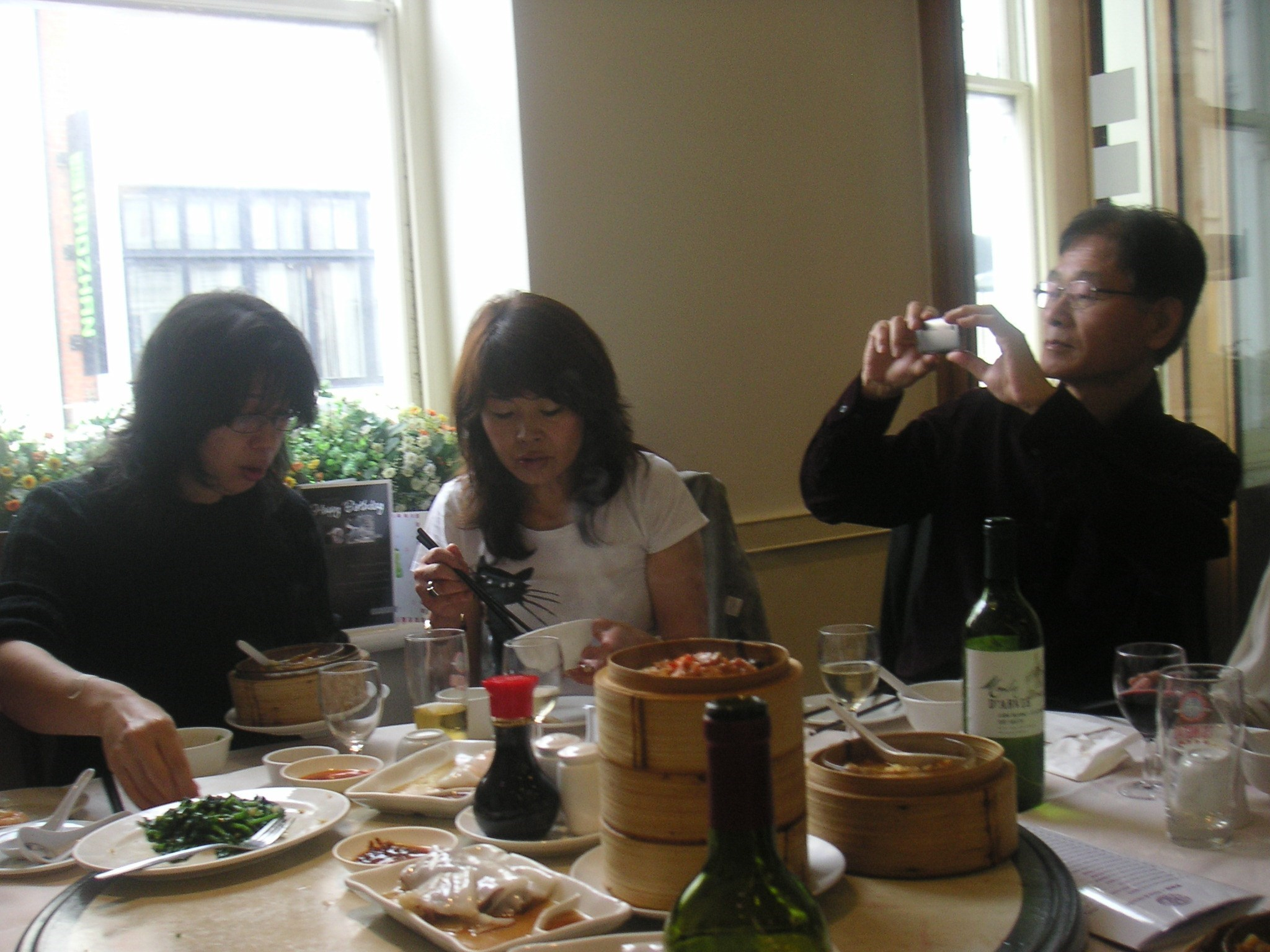 2011.10.09 at a Chinese restaurant 1