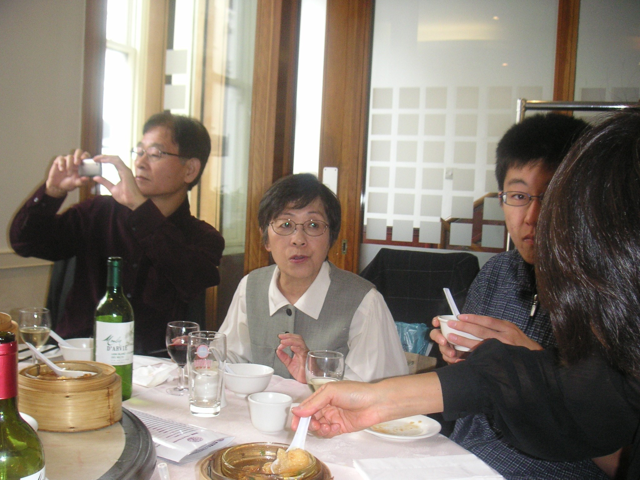 2011.10.09 at a Chinese restaurant 2