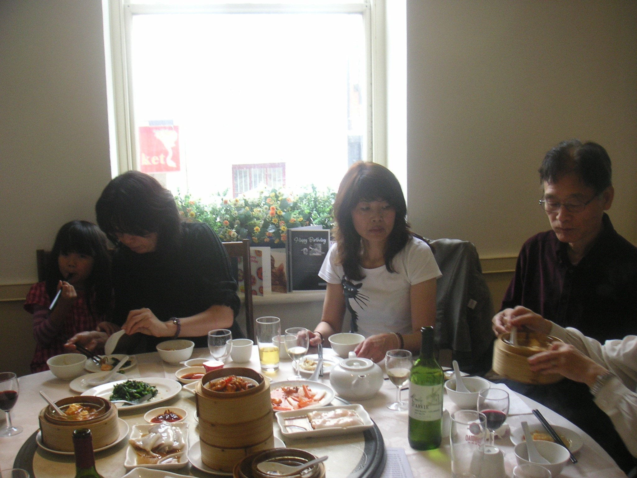 2011.10.09 at a Chinese restaurant 3