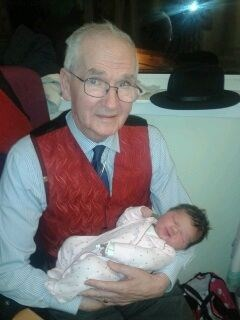 Newest great granddaughter lily born 23rd September 2012 x