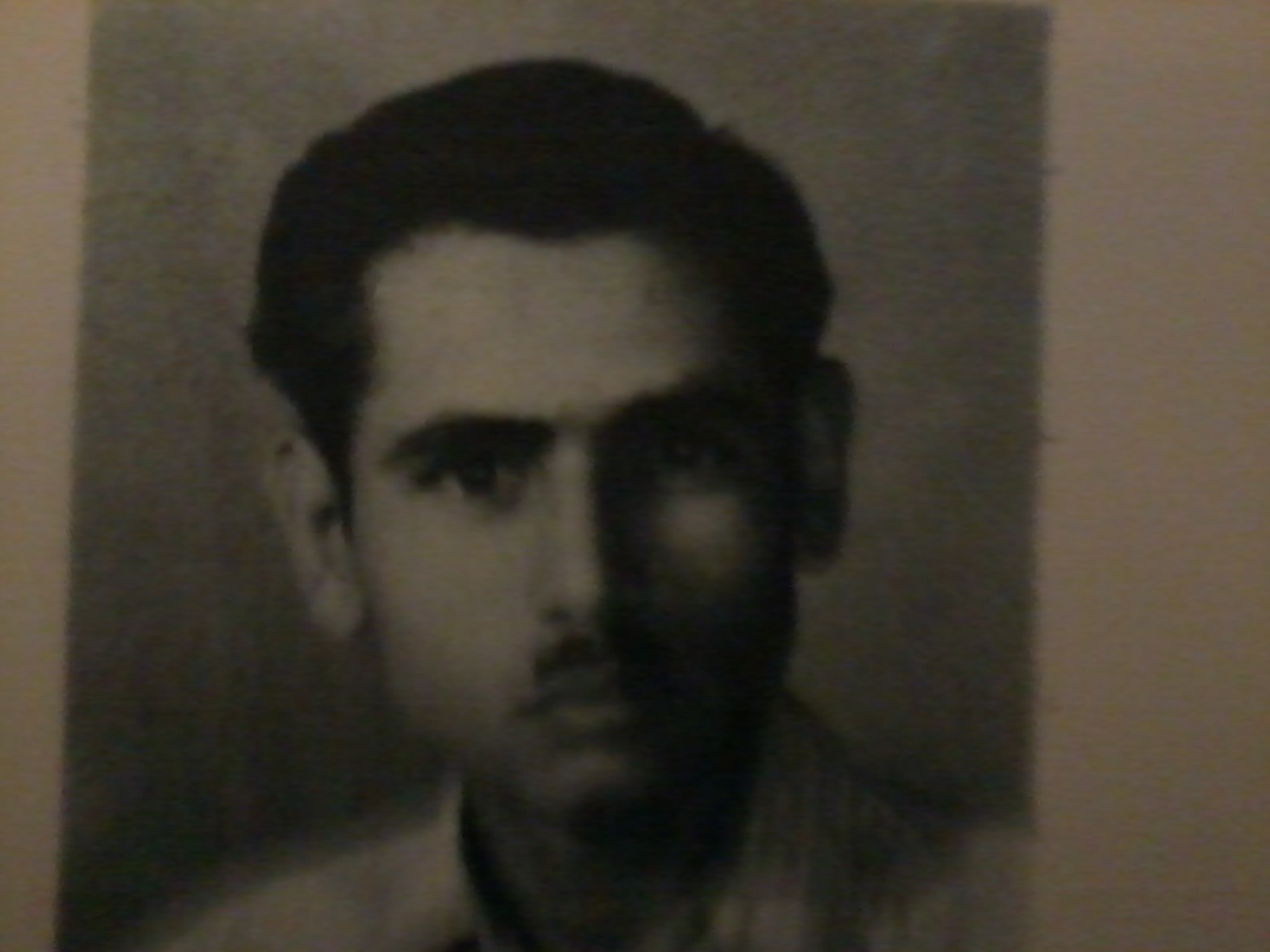 my handsome Dad back in 1952