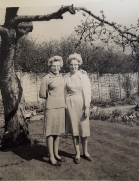 Betty and Joan