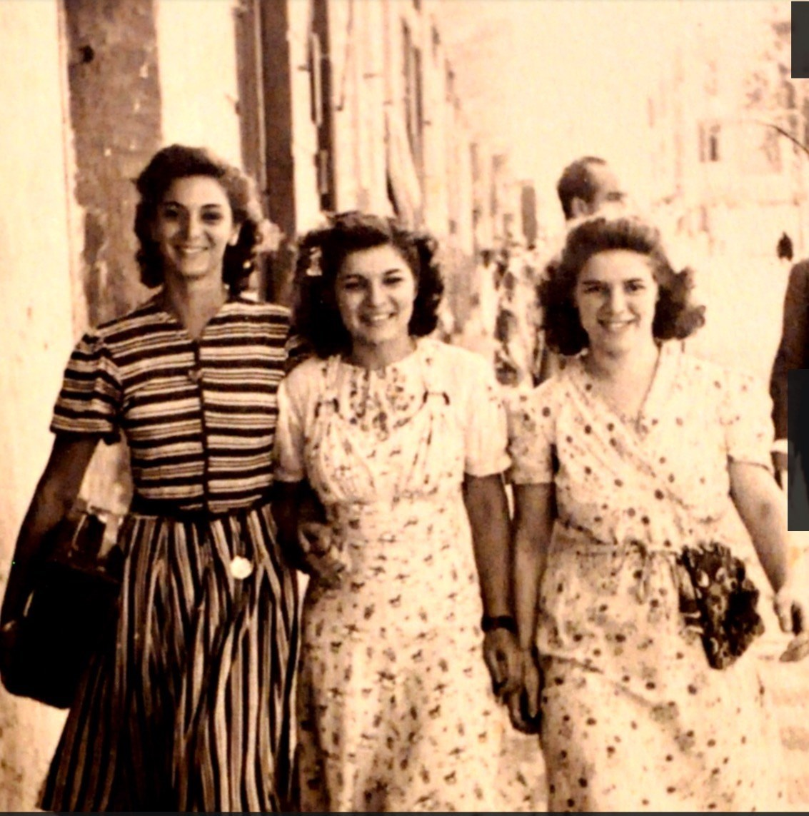Yvette, Mimi(Marie), Irma - Reunited again, May they Rest In Peace.