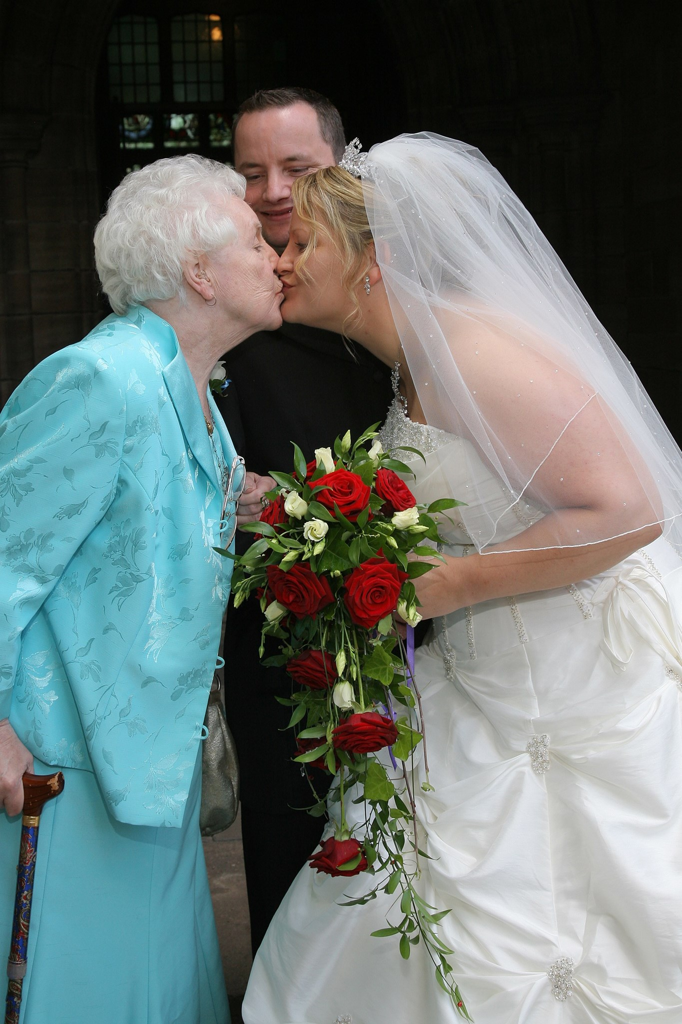 My Lovely Grandma kiss kiss x