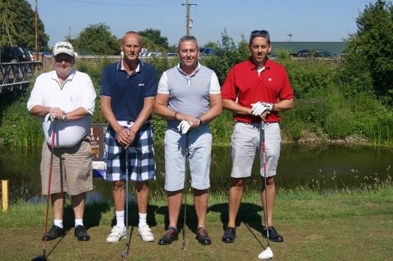 imageTeam Flewers this is how I will remember my mate every year till I can no longer swing my clubs