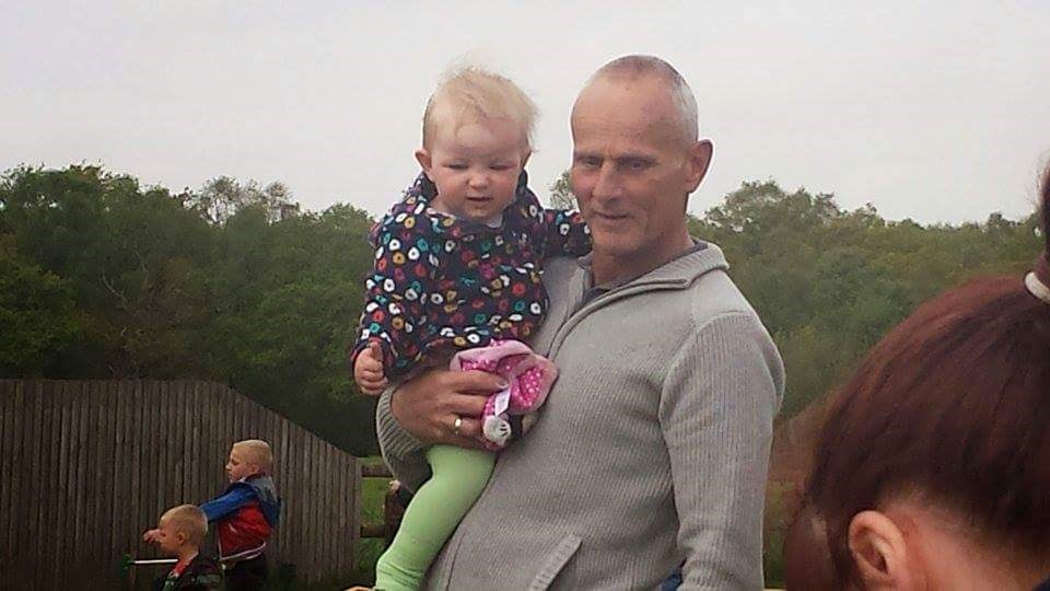 Sj and her papa! :-)