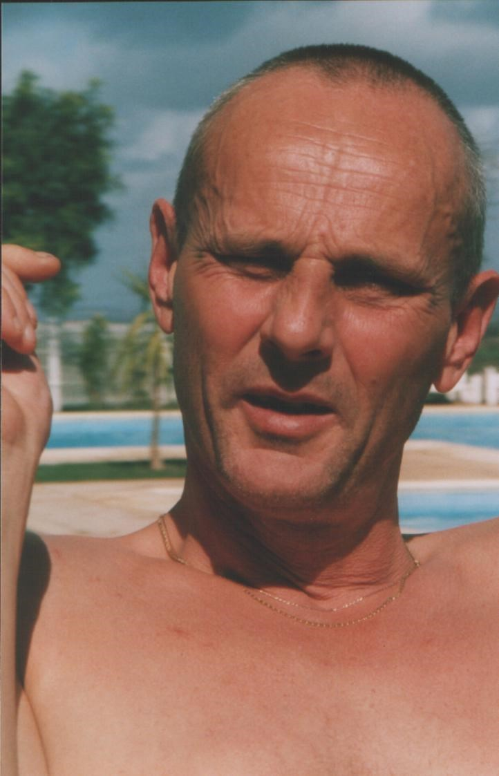 2003 - on holiday in Portugal