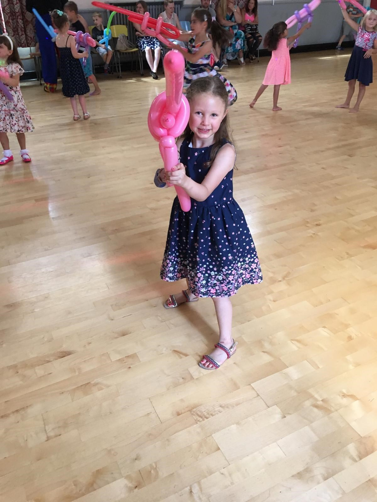 Darcy's 6th Birthday Party - Aug 2018
