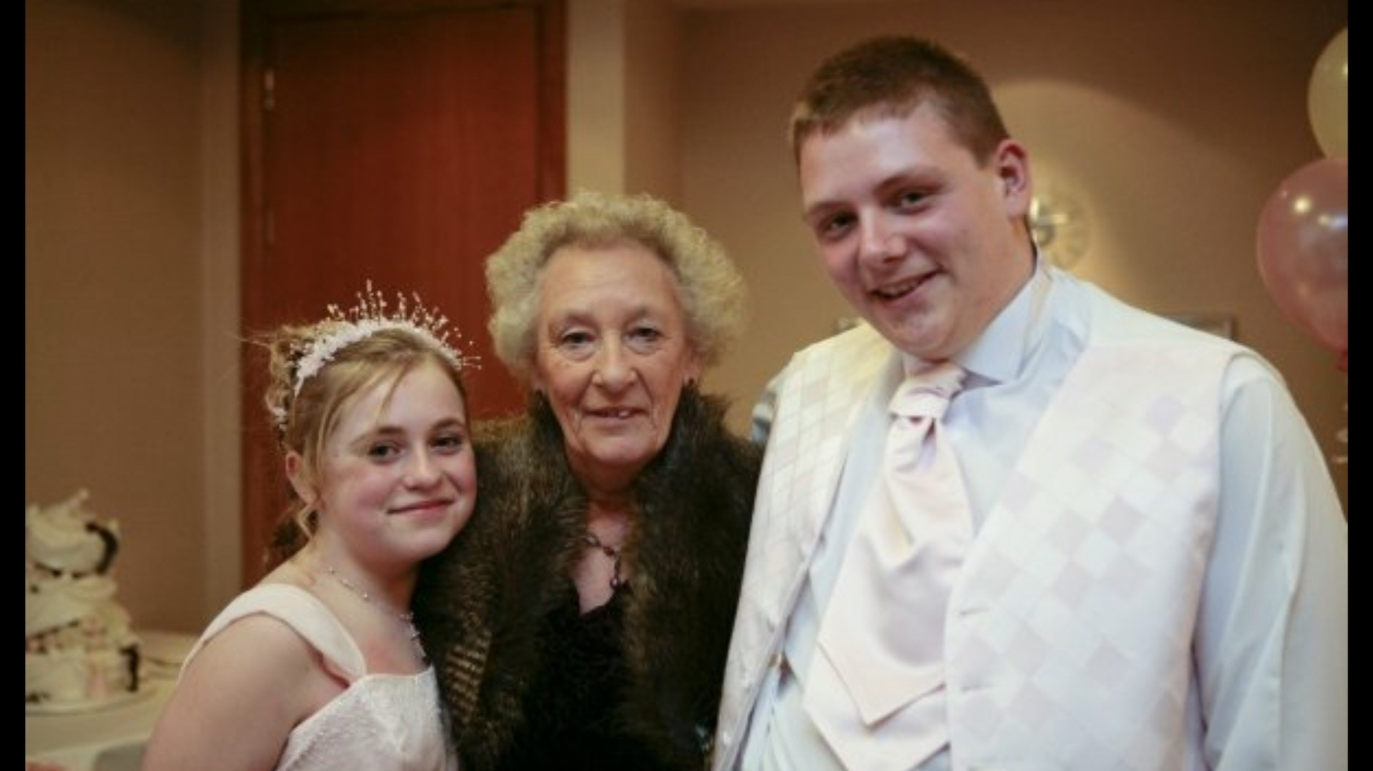 Simply the best Gran in the world!  We all miss you so much xx