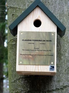 Claudia's Bird House
