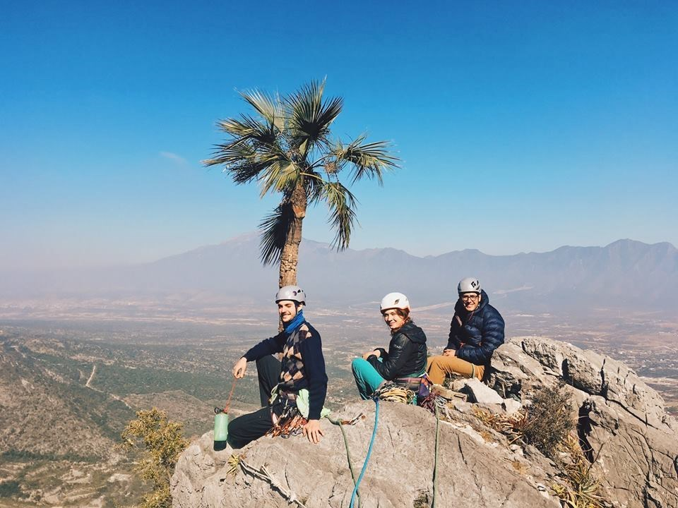 Marino, Emily, and Marco in Mexico in Jan 2018. Awesome trip.